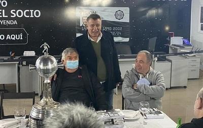 Cena conmemorativa por los 42 años de la primera Libertadores
