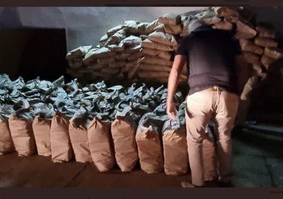 Decomisan al menos dos toneladas de cocaína en Fernando