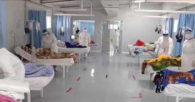Casi 60 muertos por coronavirus