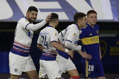 San Lorenzo le gana a Boca Juniors con Ortigoza y los Romero