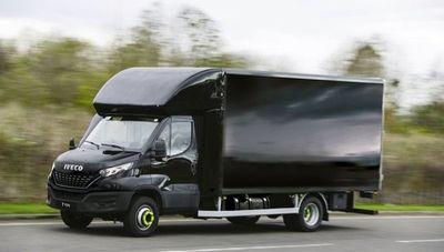 """La línea Daily de Iveco obtuvo el título de """"Camión Rígido del Año"""""""