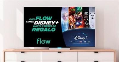 La Nación / Tras un acuerdo, Disney+se suma a la app de Flow