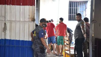 Justicia iniciará la vacunación de los presos de Tacumbú