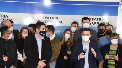 Patria Querida  cede a favor del PLRA  la candidatura en Asunción