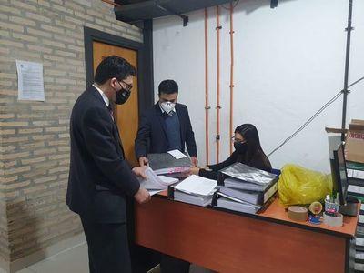 Retardado allanamiento de  la Fiscalía en sede de la Gobernación de Central