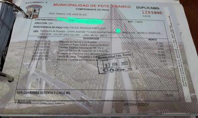 Denuncian feroz esquema de duplicación y clonación de facturas, en la gestión de Roque Godoy en Franco – Diario TNPRESS