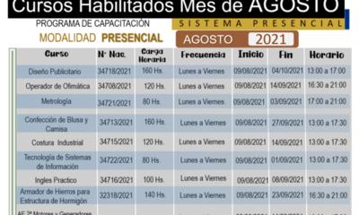 SNPP habilita nuevos cursos en Alto Paraná