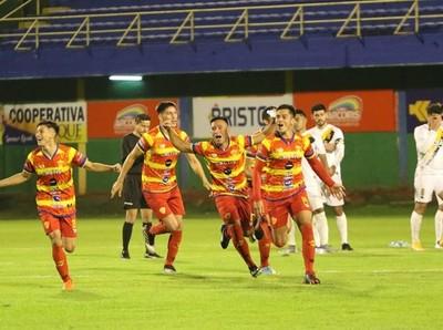 Arrancó la Copa Paraguay, con la primera gran sorpresa