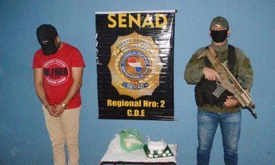 Fiscalía solicita prisión para joven detenido con paquete de cocaína – Diario TNPRESS
