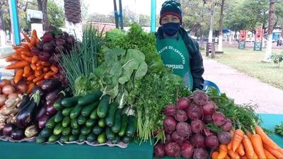 Jueves habrá dos ferias de frutillas y hortalizas en San Lorenzo y otras dos ciudades