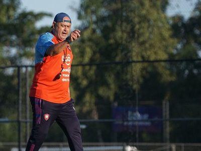 La convocatoria canterana de Arce para la Copa Paraguay