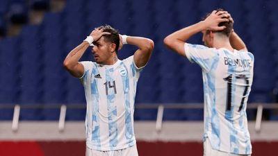Argentina queda eliminada de los Juegos Olímpicos en fútbol