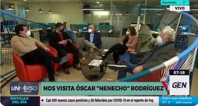 Nenecho: Yo sé cuáles son las soluciones que requiere Asunción