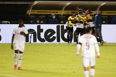Atención Cerro: Fluminense perdió contra uno de la Serie C
