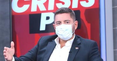 """La Nación / """"No nos preocupan los demás candidatos"""", asegura presidente de la ANR"""