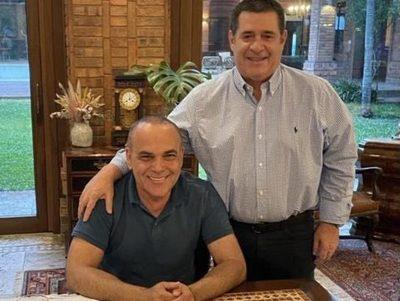 """'Bachi' Núñez: """"me gustaría una alianza de la ANR con otros partidos"""" · Radio Monumental 1080 AM"""