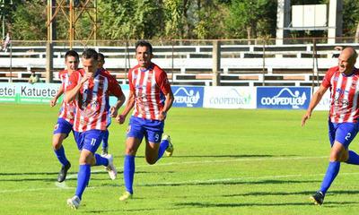Ovetense FC visitará a Choré Central por la segunda fecha del Nacional B