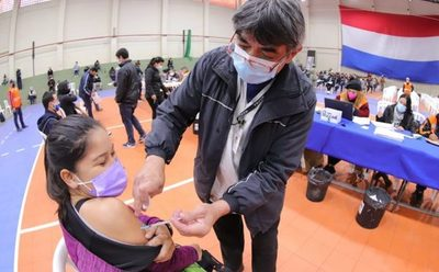 Vacunación: desde este jueves se aplican solo segundas dosis