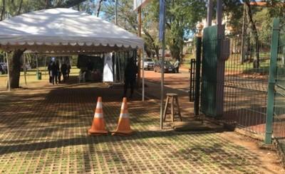 Aplican últimos remanentes de la vacuna contra el covid en Alto Paraná