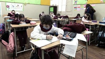 Toda la provincia de Buenos Aires volverá a clases presenciales