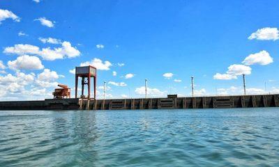 ITAIPU garantiza producción de energía pese a la bajante histórica del río Paraná