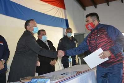 Finaliza exitoso curso para árbitros y entrenadores de fútbol de salón en Tacumbú