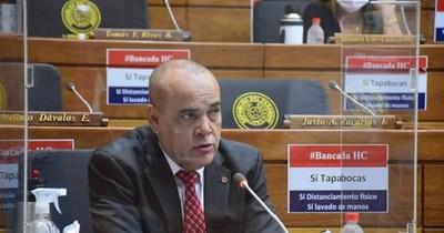 """La Nación / Preocupa la justicia selectiva con las denuncias de corrupción, dice """"Bachi"""" Núñez"""