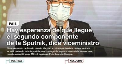 La Nación / LN PM: Las noticias más relevantes de la siesta del 28 de julio
