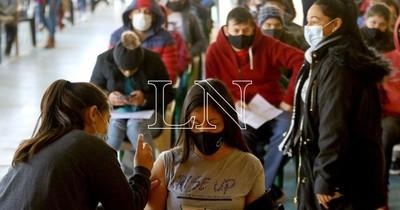 La Nación / Semáforo apagado: cierre temporal de varios vacunatorios