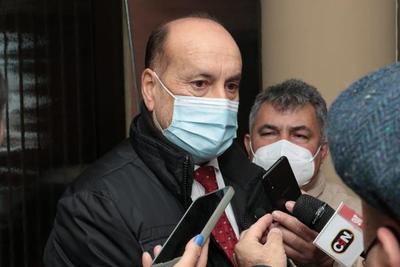 Salomón confía en la gestión de Hugo Javier y desea que aclare las imputaciones en su contra