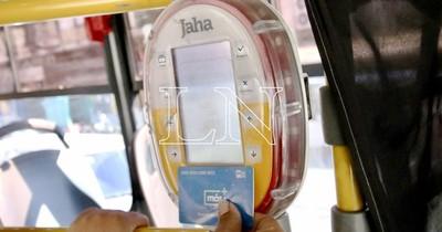 La Nación / Retorno a clases: estudiantes urgen al MEC tarjetas del pasaje electrónico