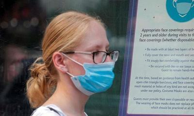 EE UU vuelve a recomendar el uso de mascarilla a vacunados ante el aumento de los contagios – Prensa 5