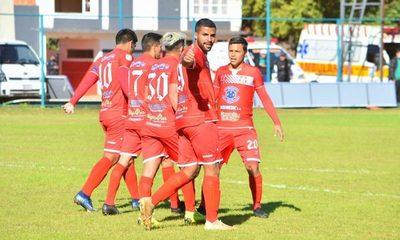 General Caballero avanza en la Copa Paraguay
