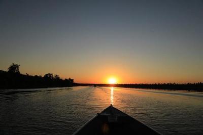 Bahía Negra: el esplendor del pantanal paraguayo
