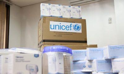 Unicef dona insumos al MEC para fortalecer el retornos seguro a clases
