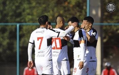 Olimpia impone su jerarquía y golea a Deportivo Primavera