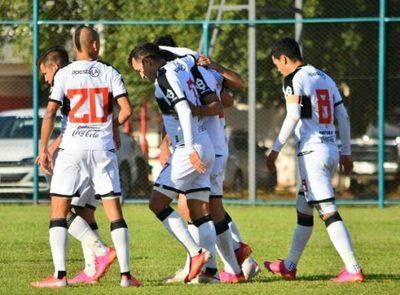 Olimpia aplica paliza y avanza en Copa Paraguay