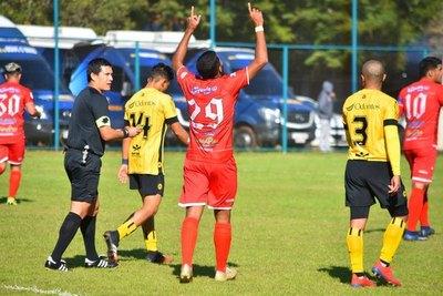 General Caballero de Juan León Mallorquín avanza en la Copa Paraguay