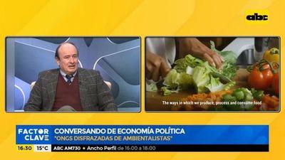 Pre cumbre en Roma sobre alimentos