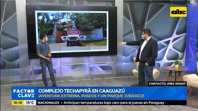 Turismo en Caaguazú