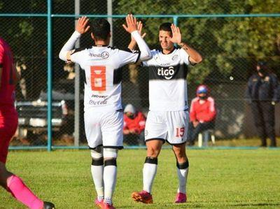 Olimpia golea y avanza de ronda en la Copa Paraguay