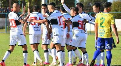 Olimpia empieza con una goleada la Copa Paraguay
