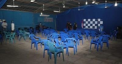 La Nación / De vuelta Efraín Alegre atenta contra el pluralismo en el Partido Liberal y desconvoca sesión