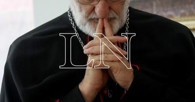 La Nación / Cardenal López agradece a todo el pueblo paraguayo