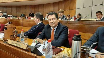 Martín Arévalo es nuevo presidente de la Comisión de Asuntos Constitucionales