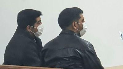 19 y 10 años de cárcel para hermanos que mataron a padre e hijo