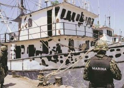 Cooperativas pesqueras son usadas como fachada para ingresar drogas a México