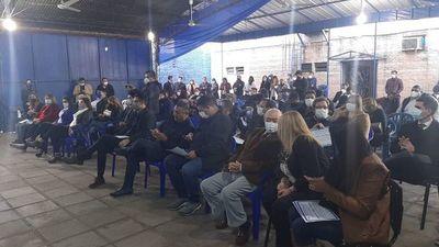 Proclamados urgen unidad en el PLRA y Alegre vuelve a aplazar la sesión liberal