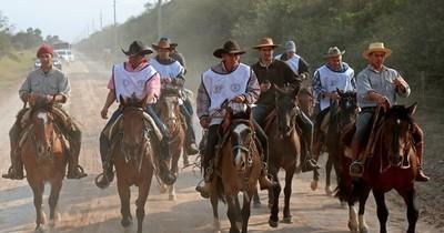 La Nación / Exhibirán las grandes cualidades del caballo criollo en el Chaco