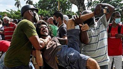 Congreso de EEUU  condena represión de régimen cubano